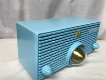 "Motorola MK-56H""Torpedo""  Tube Radio With Bluetooth input."