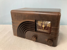 Northern Electric 5000 Tube Radio With Bluetooth input.