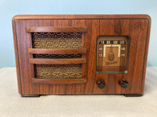 1940 Marconi Model 181 Tube Radio Radio with Bluetooth and FM Options