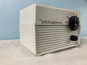 1955 Westinghouse 648T4 Model 477 Radio
