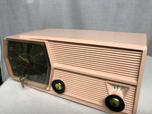 RCA Tube Clock Radio