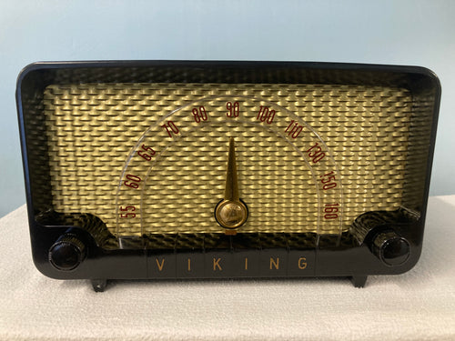Unique Viking Viking EMU51-469 Tube Radio With Bluetooth & FM Options