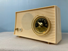 RCA IX Tube Radio With Bluetooth input.