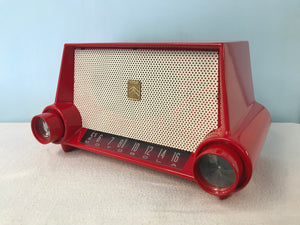 Motorola 53H Tube Radio With Bluetooth input.