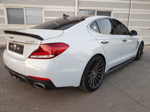 Genesis G70 M&S Rear Lip Spoiler 2019+