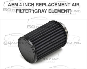 Sxth Element replacement filter