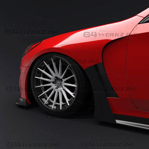 Genesis Coupe GT Wide Fenders