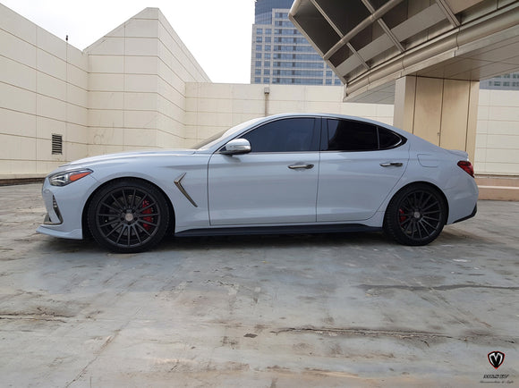 Genesis G70 M&S Side Skirts