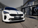Kia Stinger M&S Front Splitter