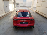 Kia Stinger M&S Rear Diffuser