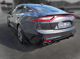 Kia Stinger M&S Wing Type 2 Piece Rear