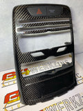 Genesis Coupe Carbon Fiber Center Panel and Door