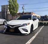 2018 Toyota Camry XSE and SE Aura GT Front LIP