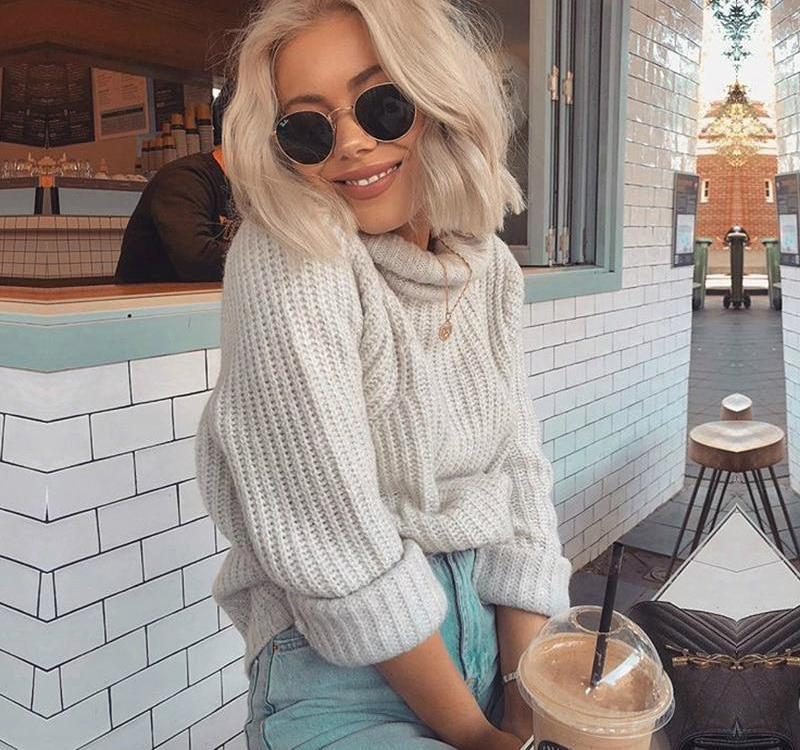 Jane Sweater - Lavish Outfitters