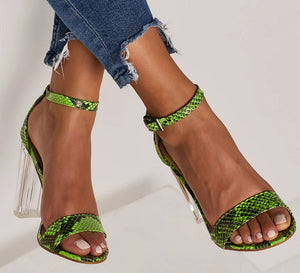 Brooklyn Heels - Lavish Outfitters