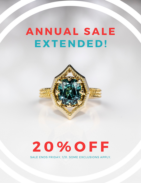 Annual Sale Extended!