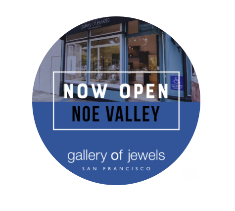 Noe Valley Gallery Now Open!