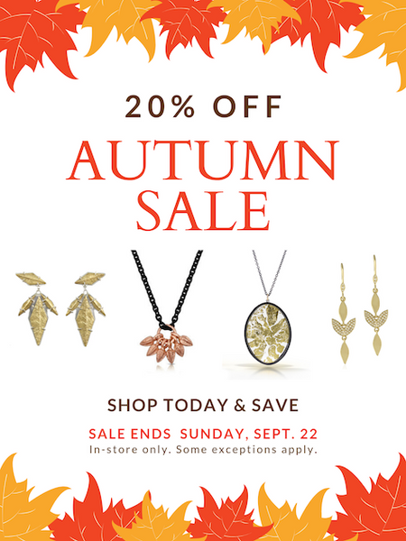 Autumn Sale! 20% Off Now!