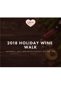 Join Us! Noe Valley Holiday Wine Walk