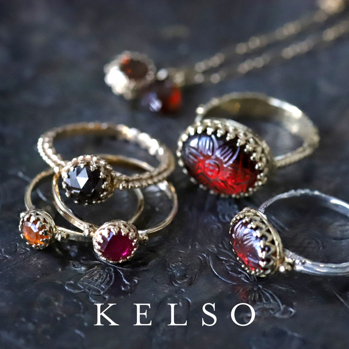 Our Newest Collection: Becky Kelso