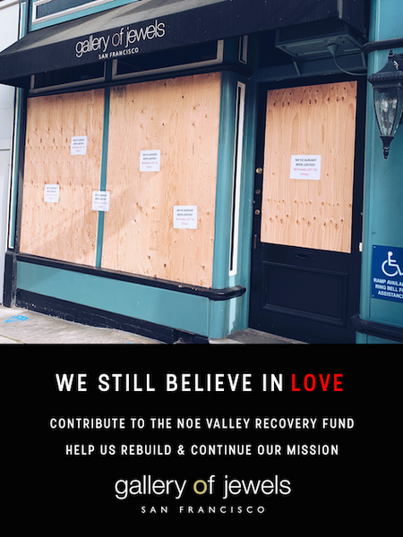 GoFundMe: Looting Recovery Fund for Gallery of Jewels