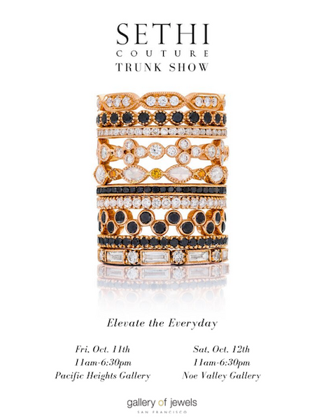 Invitation: Sethi Couture Trunk Show