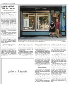 We're in This Month's Issue of the Noe Valley Voice!