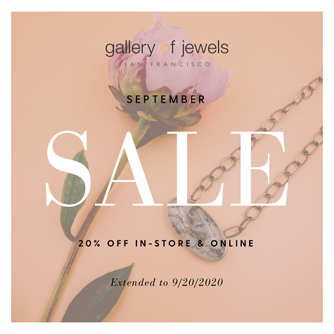 Our September Sale Continues! 💌