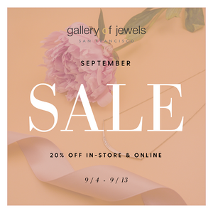 20% OFF! September Sale Happening Now! ✨