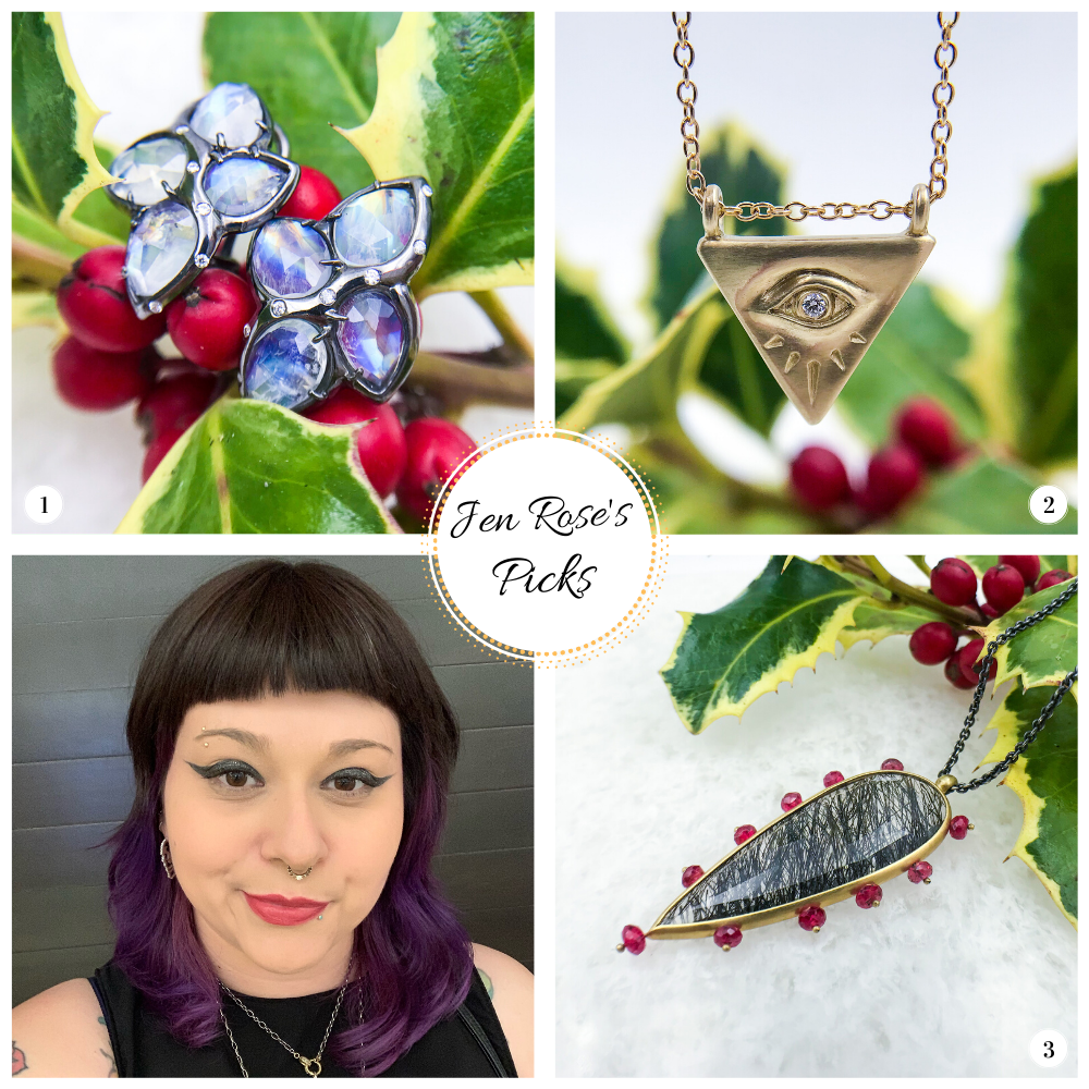 gallery of jewels - noe valley gallery of jewels - best jewelry gift guide - one of a kind fine jewelry