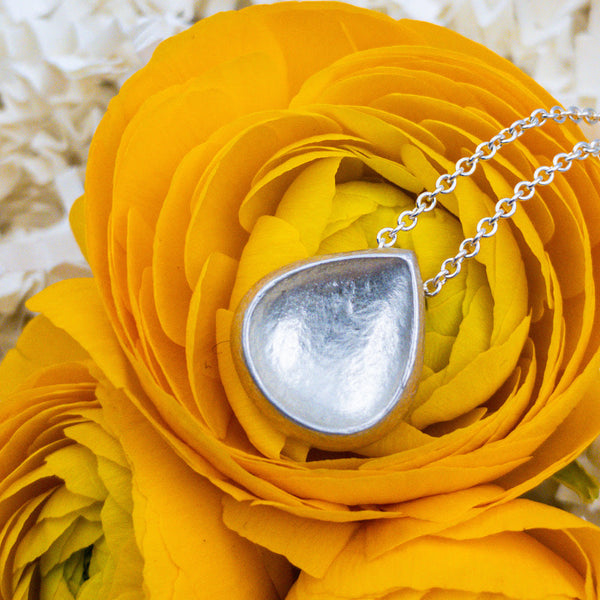 Sterling Silver Necklace. By: Diane Dewey DNDW1598 - gallery of jewels - mothers day gifts - mothers day jewelry