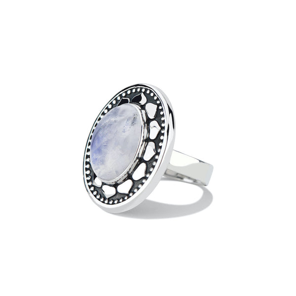 September Sale - 20% off sale - Pamela Zamore - Lotus Cocktail Ring - gallery of jewels