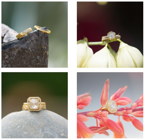 - gallery of jewels - samantha louise jewelry collections - 18k jewelry