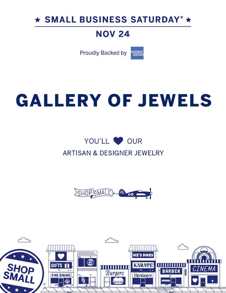 Gallery of Jewels - Designer Jewelry - San Francisco Shop Small