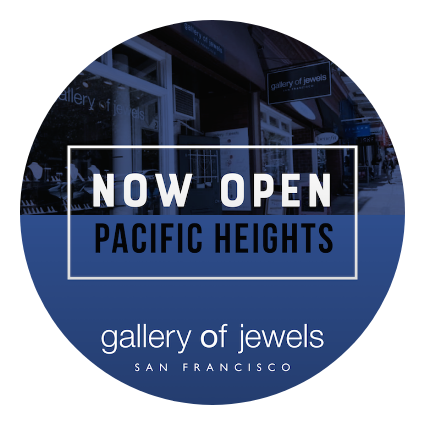 Pac Heights Now Open - gallery of jewels - gallery of jewels reopening - gallery of jewels pacific heights