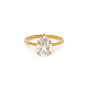 ALTANA MARIE - Pear Solitaire Ring