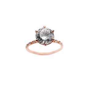 ALTANA MARIE - 6 Prong Engagement Ring
