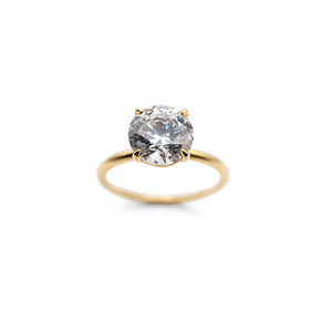 ALTANA MARIE - 4 Prong Solitaire Ring