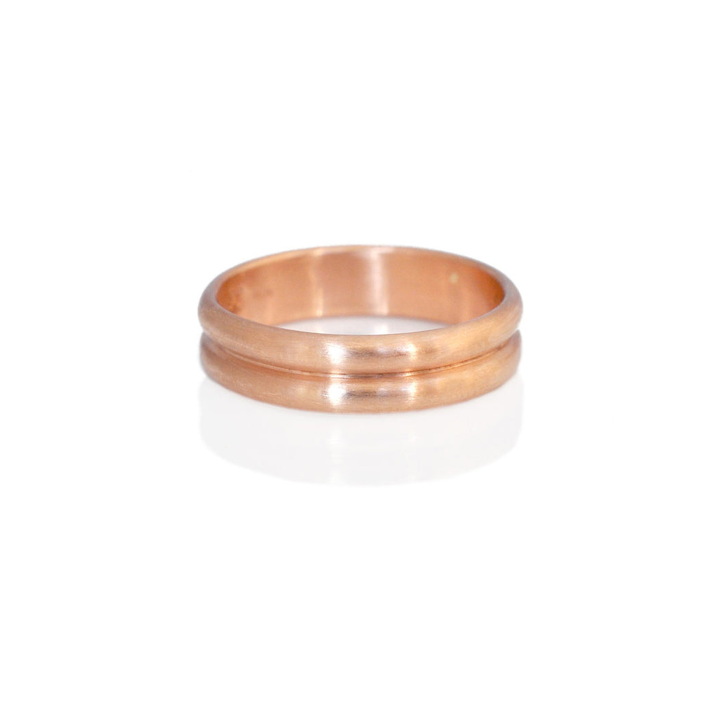 EC DESIGN - Double Domed Band