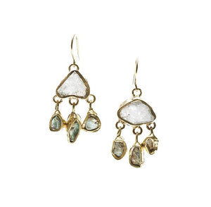 EMILIE SHAPIRO - After the Rain Earrings