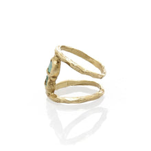 EMILIE SHAPIRO - Aquatic Moss Ring