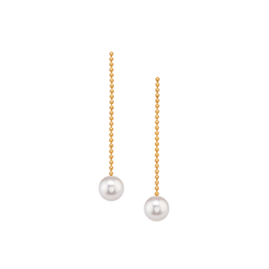HANNAH G - Pearl Drop Earrings