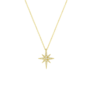 JOELY RAE - North Star Necklace