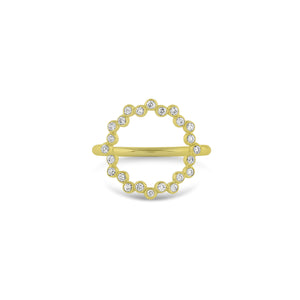 JOELY RAE - Krista Circle Ring
