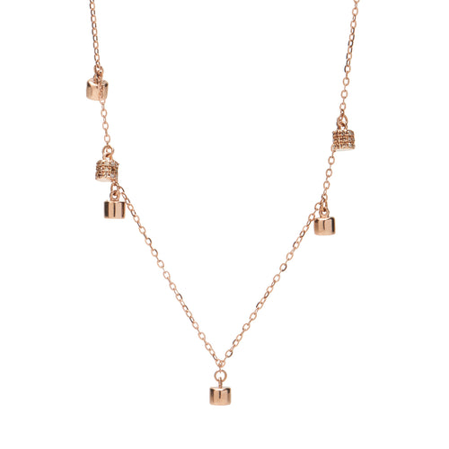 LEE JONES - Diamond & Gold Fairy Dust Necklace