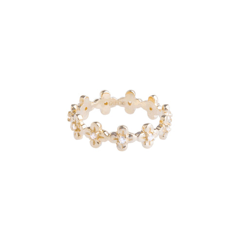 LEE JONES - Bloom Diamond Eternity Band