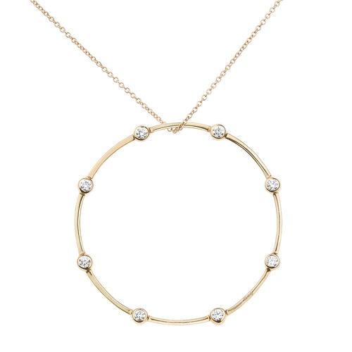 LEE JONES - Stones Eternity Necklace