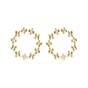 LEE JONES - Bloom Eternity Earrings