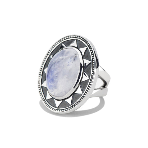PAMELA ZAMORE - Radial Cocktail Ring