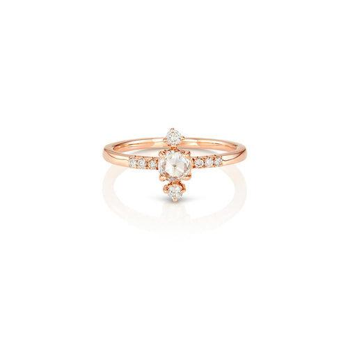 S/H KOH - Yours Only Rose Cut Diamond Ring